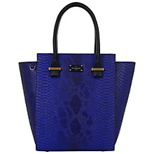 Buy Paul's Boutique Mila Tote Bag, Electric Blue Online at johnlewis.com