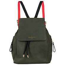 Buy Paul's Boutique Gwyneth Leather Backpack Online at johnlewis.com