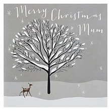 Buy Belly Button Designs Merry Christmas Mum Card Online at johnlewis.com