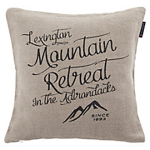 Buy Lexington Holiday Linen Sham Cushion Cover and Pad Online at johnlewis.com
