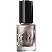 Buy Bobbi Brown Glitter Nail Polish, Smokey Topaz Online at johnlewis.com