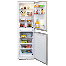 Buy Hotpoint HRF3114 Built In Fridge Freezer, A+ Energy Rating, 55cm Wide Online at johnlewis.com