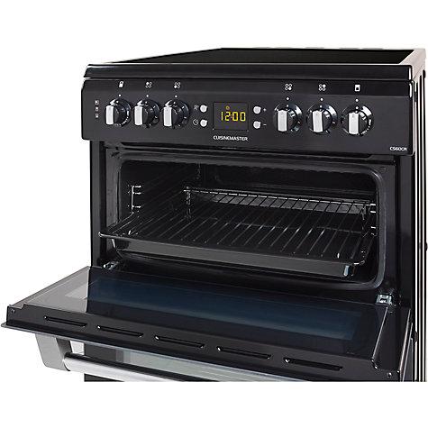 Buy Leisure Cs60 Cuisinemaster Freestanding Electric