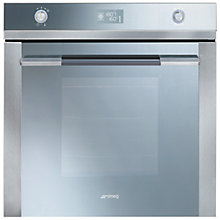 Buy Smeg SFP125-1 Linea Built In Multifunction Pyro Oven Online at johnlewis.com