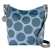 Buy Radley Spot On Medium Across Body Bag, Green Online at johnlewis.com
