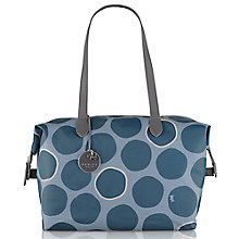 Buy Radley Spot On Medium Tote Bag, Green Online at johnlewis.com