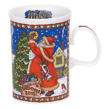Buy Dunoon Christmas 2015 Mug Online at johnlewis.com