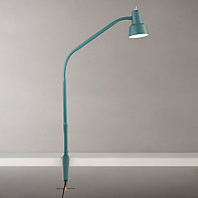 Buy John Lewis Zadie LED Clip On Lamp With Clamp Online at johnlewis.com