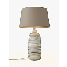 Buy John Lewis Frehel Table Lamp Online at johnlewis.com