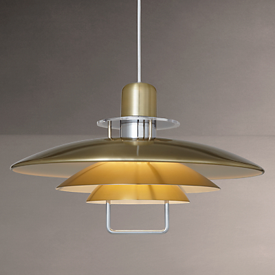 John Lewis Felix Rise and Fall Pendant Light