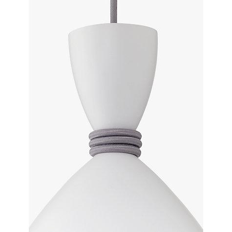 John Lewis House Pendulum Ceiling Light Ivory RRP GBP45