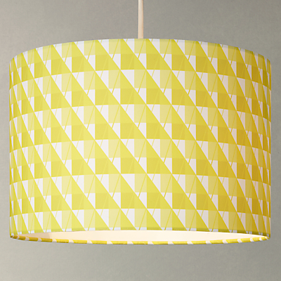 House by John Lewis Chroma Lampshade