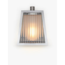Buy John Lewis Hector Outdoor Wall Light Online at johnlewis.com