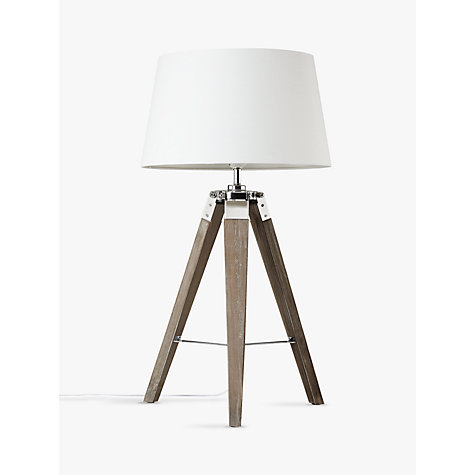Buy John Lewis Jacques Tripod Table Lamp John Lewis