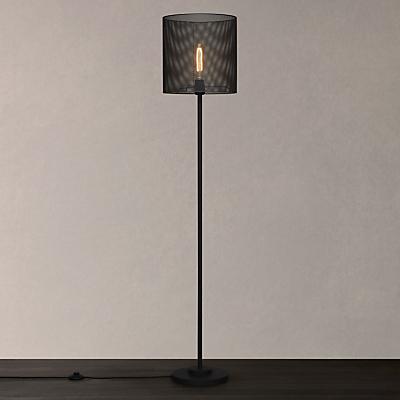 John Lewis Blake Floor Lamp, Bronze