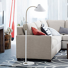 Buy west elm Mid Century Task Floor Lamp Online at johnlewis.com