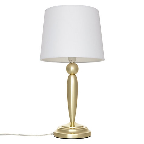 Buy John Lewis Andreya Touch Table Lamp
