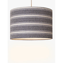 Buy John Lewis Coastal Cotton Stripe Lampshade Online at johnlewis.com