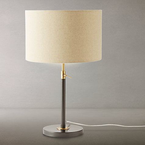 Buy West Elm Telescoping Table Lamp Black John Lewis