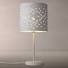 Buy John Lewis Dahlia Table Lamp Online at johnlewis.com