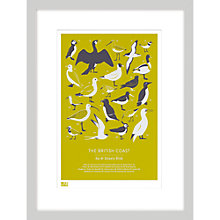 Buy Bold & Noble - British Coast Sea and Estuary Framed Print, 43 x 53cm Online at johnlewis.com