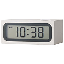 Buy Mondo Travel Alarm Clock Online at johnlewis.com