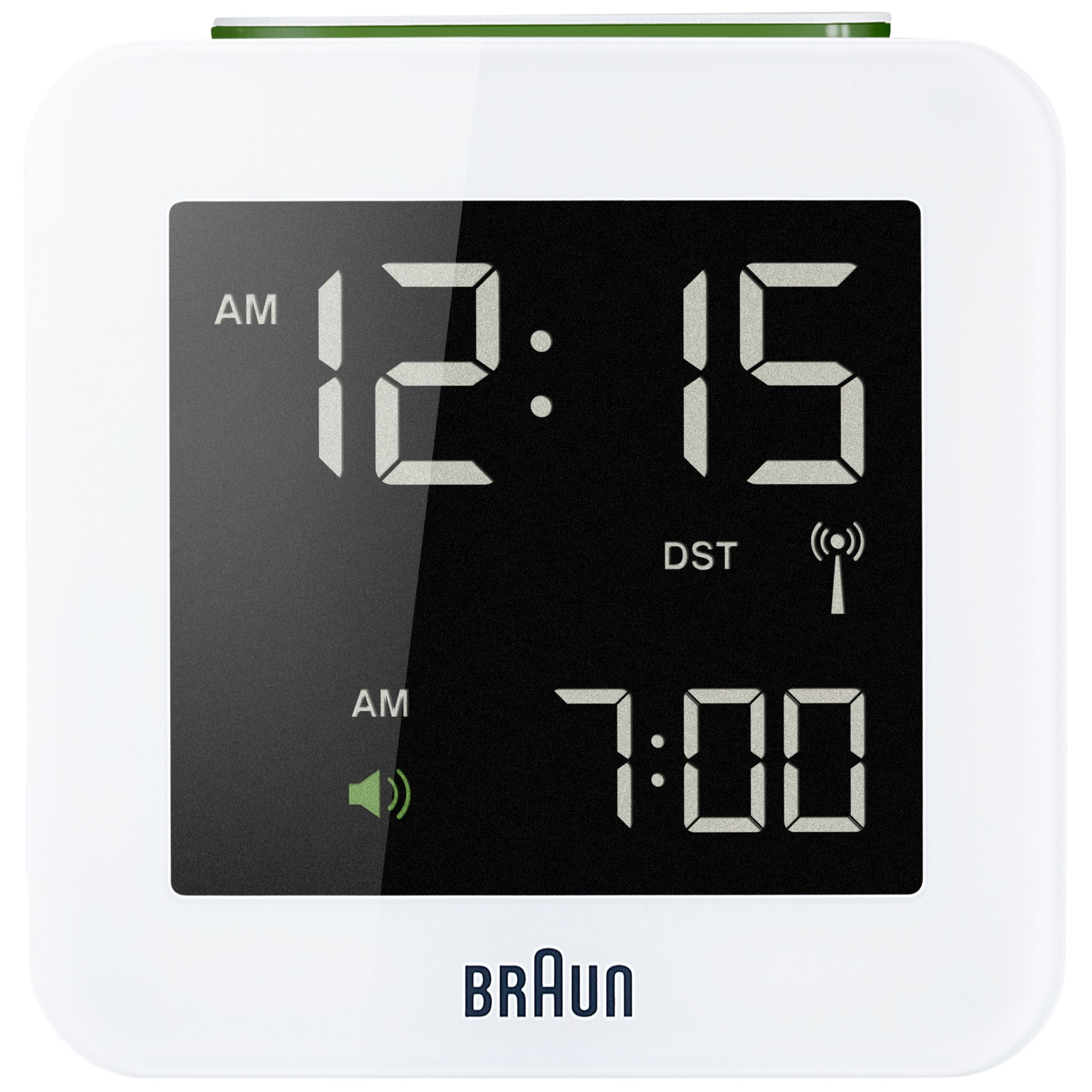 Braun Braun Radio Controlled Global Alarm Clock