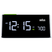 Buy Braun VA LCD Touch Pad Clock Online at johnlewis.com