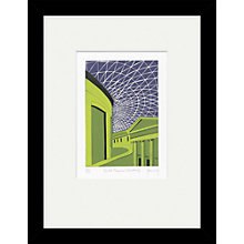 Buy Jennie Ing -  The British Museum Chartreuse Print, 34 x 44cm Online at johnlewis.com