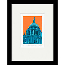Buy Jennie Ing - St. Paul's Cathedral, 34 x 44cm Online at johnlewis.com