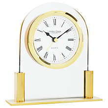 Buy London Clock Company Small Arch Top Mantel Clock Online at johnlewis.com