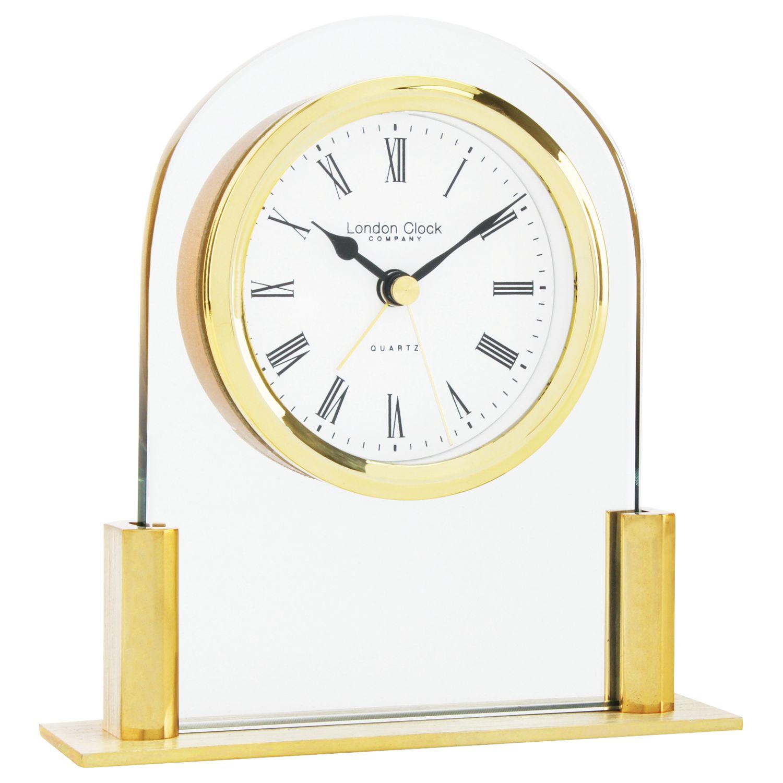 London Clock Company London Clock Company Small Arch Top Mantel Clock