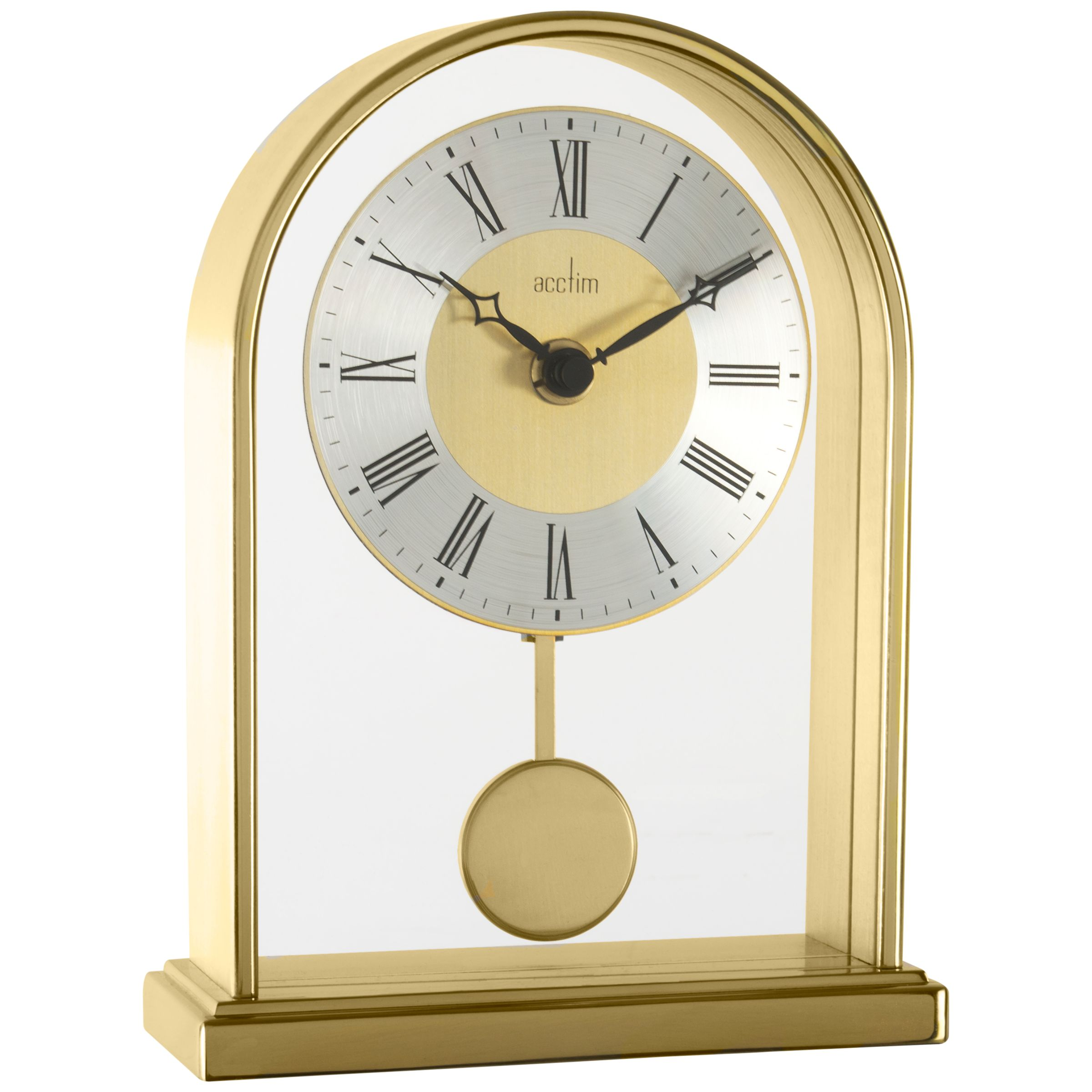 Acctim Acctim Thurrock Mantel Clock, Gold