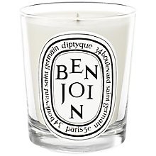 Buy Diptyque Benjoin Scented Candle, 190g Online at johnlewis.com