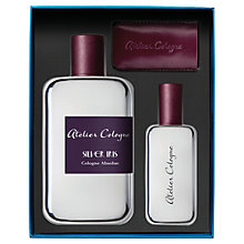 Buy Atelier Cologne Absolue Silver Iris Fragrance Gift Set Online at johnlewis.com