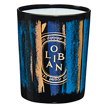 Buy Diptyque Oliban Scented Candle Online at johnlewis.com