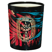 Buy Diptyque Liquid Ambar Scented Candle, 190g Online at johnlewis.com
