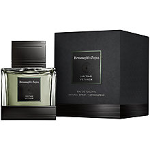Buy Ermenegildo Zegna Essenze Collection Haitian Vetiver Eau de Toilette, 75ml Online at johnlewis.com