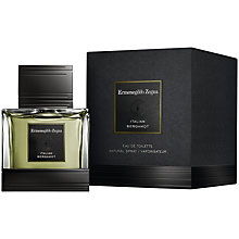 Buy Ermenegildo Zegna Essenze Collection Italian Bergamot Eau de Toilette Online at johnlewis.com