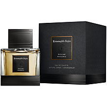 Buy Ermenegildo Zegna Zessenze Sicil Mandarin Eau de Toilette, 75ml Online at johnlewis.com