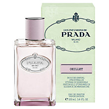 Buy Prada Oeillet Eau de Parfum, 100ml Online at johnlewis.com