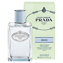 Buy Prada Amande Eau de Parfum, 100ml Online at johnlewis.com
