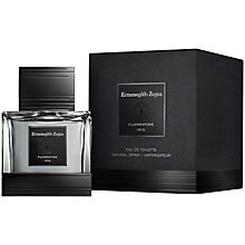Buy Ermenegildo Zegna Essenze Collection Florentine Iris Eau de Toilette Online at johnlewis.com
