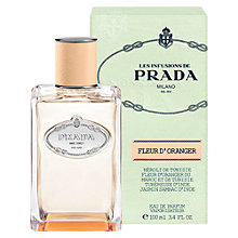 Buy Prada Fleur D'oranger Eau de Parfum,100ml Online at johnlewis.com