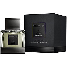 Buy Ermenegildo Zegna Zessenze Javanese Patchouli Eau de Toilette, 75ml Online at johnlewis.com