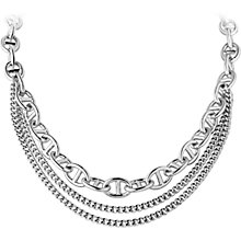 Buy Dyrberg/Kern Triple Chain Necklace Online at johnlewis.com