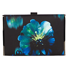 Buy Coast Romy Printed Box Clutch Bag, Multi Online at johnlewis.com