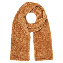 Buy Whistles Teddie Faux Fur Scarf Online at johnlewis.com