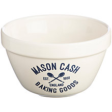 Buy Mason Cash Varsity Pudding Basin Online at johnlewis.com