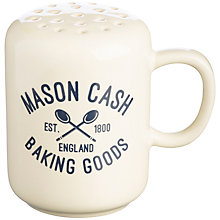 Buy Mason Cash Varsity Flour Shaker Online at johnlewis.com